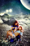 Starfire - Red Hood and The Outlaws - New 52 - DC