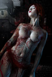 Mary Seward - Queen of Blood - I Vampire