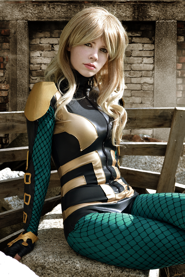 Black Canary New 52 Cosplay | www.pixshark.com - Images ...