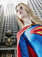 Supergirl - New 52 - DC Comics by FioreSofen