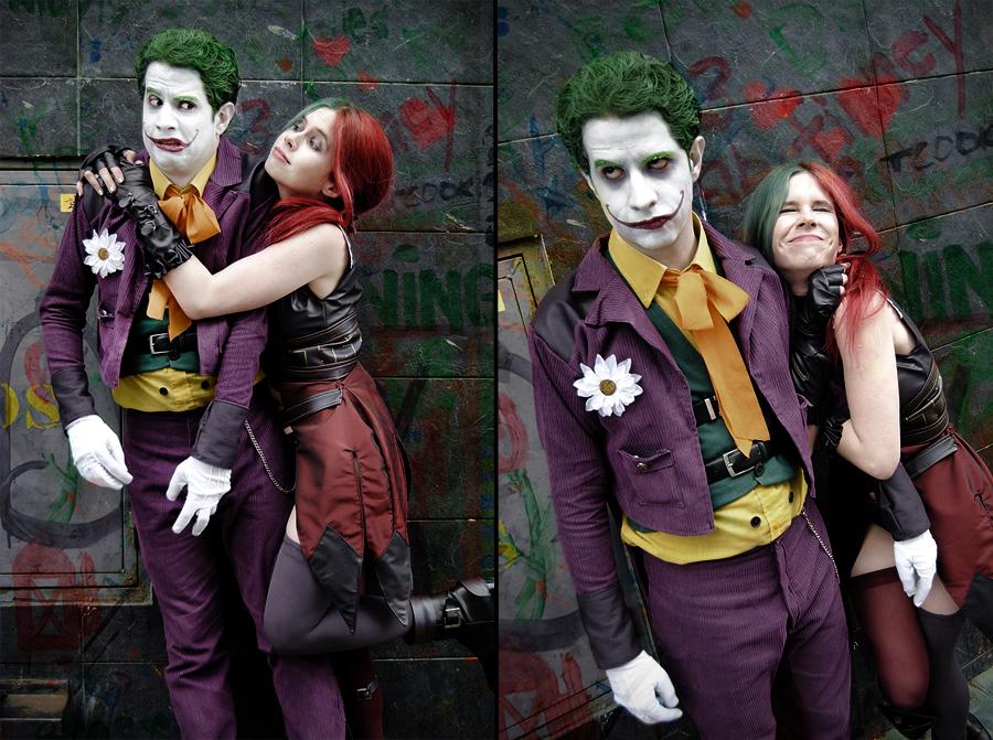 Harley Quinn and Joker - Injustice: Gods Among Us by WhiteLemon