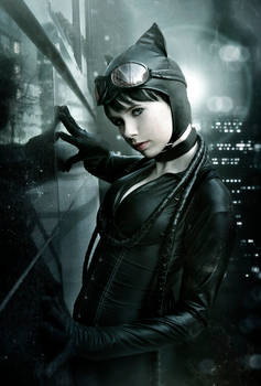 Catwoman - Selina Kyle from DC Comics