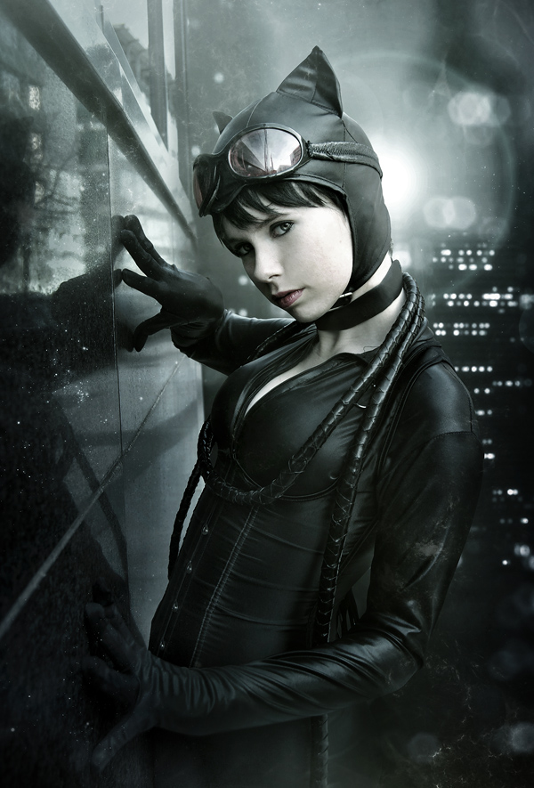 Catwoman - Selina Kyle from DC Comics by WhiteLemon