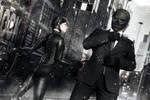 Catwoman and Black Mask - Arkham Serie - DC Comics