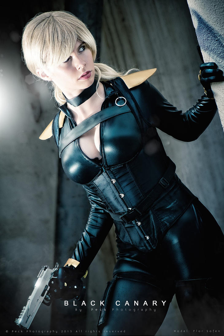 Team 7 - Black Canary - New 52 - DC Comics by WhiteLemon ...