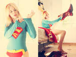 Supergirl - Just a new day - New 52 - DC Comics