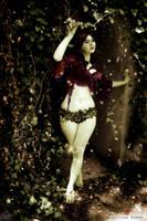 Poison Ivy - Arkham Asylum - DC Comics by FioreSofen