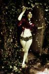 Poison Ivy - Arkham Asylum - DC Comics