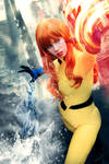 Crystal - Inhumans - Marvel Comics