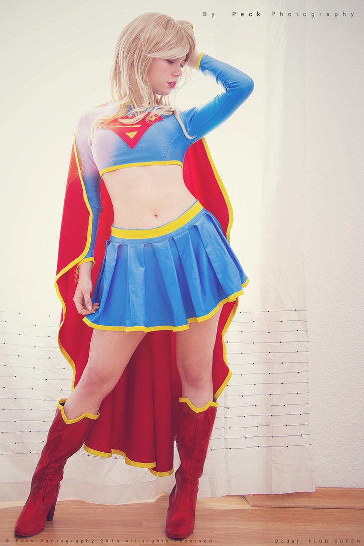 Supergirl - DC Comics by WhiteLemon