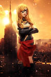 Ms.Marvel - Marvel Comics