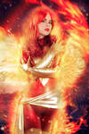 Dark Phoenix - Rise Again - Marvel Comics