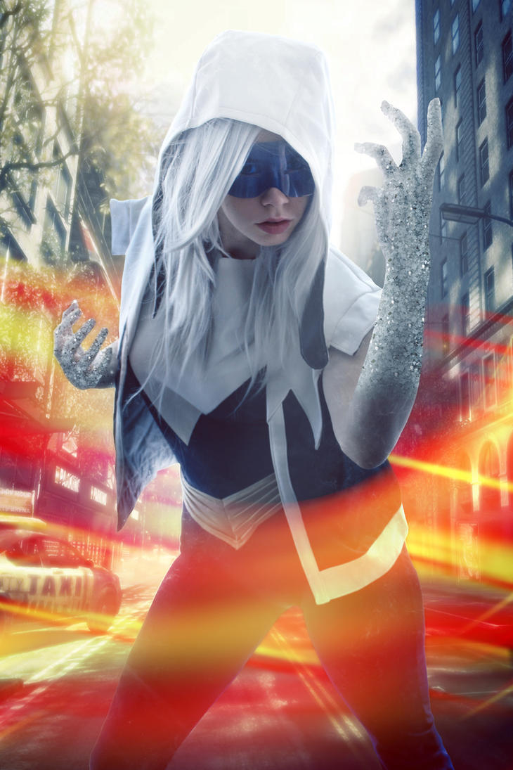 Captain Cold - Flash - New 52 by WhiteLemon