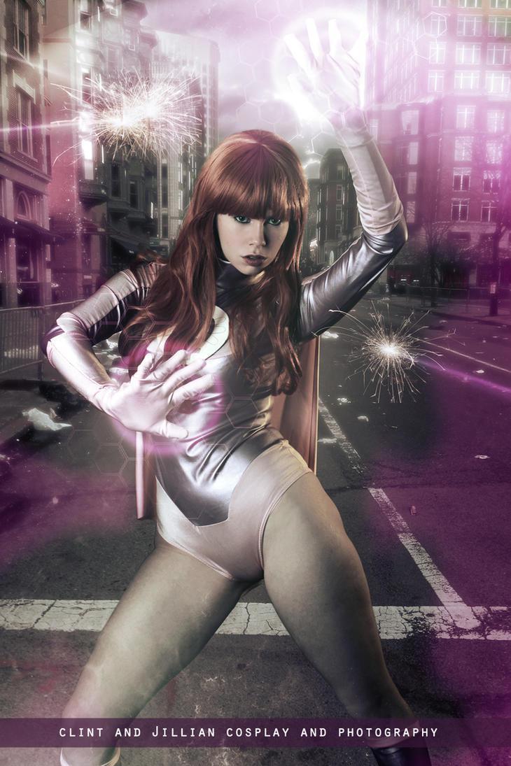 Atom Eve - Invincible - Image Comics by WhiteLemon