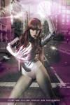 Atom Eve - Invincible - Image Comics