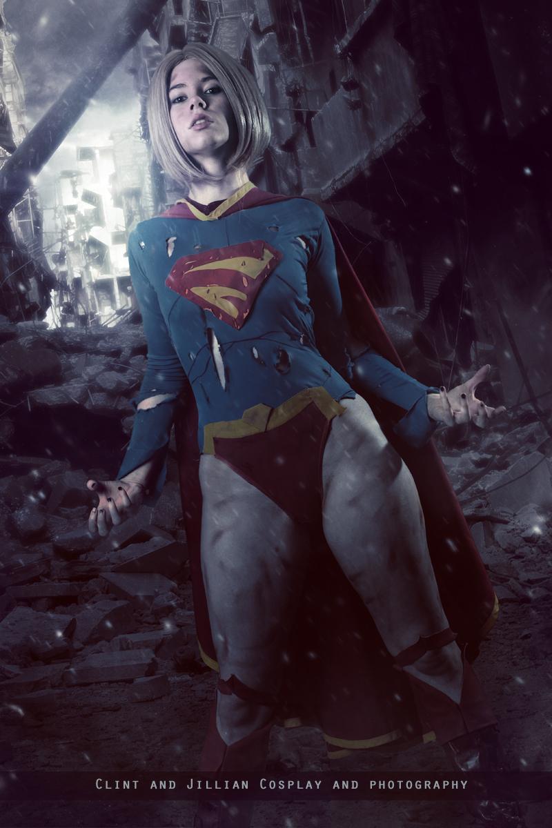 Man Of Steel 2 Batman Costume Supergirl III - New 52...