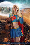 Supergirl: Wizard of Oz Tribute - DC Comics