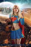 Supergirl: Wizard of Oz Tribute - DC Comics