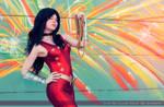 Wonder Girl [Donna Troy] - Teen Titans - DC Comics