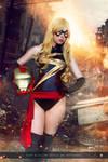 Ms. Marvel - New Avengers - Marvel Comics