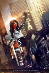 Silk III - The Amazing Spiderman - Marvel Comics