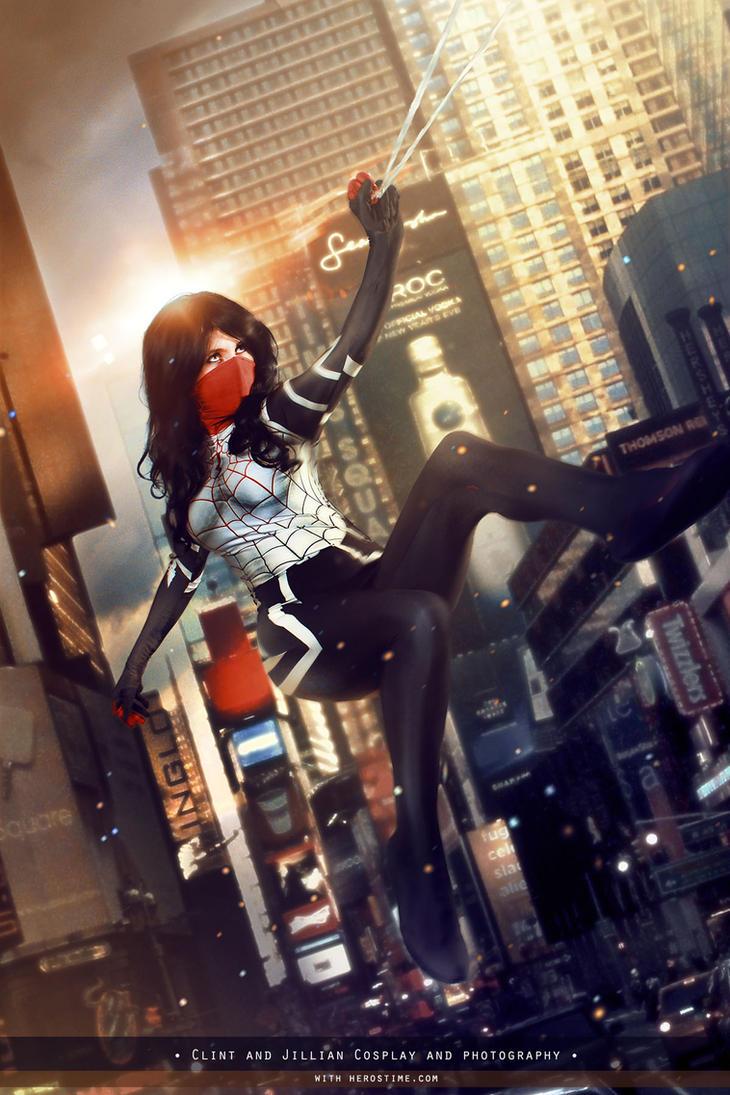 Silk III - The Amazing Spiderman - Marvel Comics by WhiteLemon