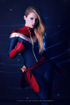 Captain Marvel - Marvel Comics