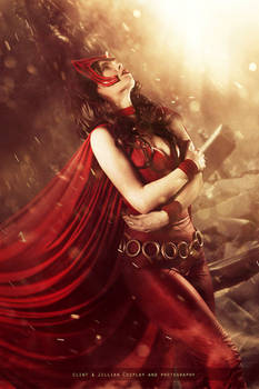 Scarlet Witch - Avengers - Marvel Comics