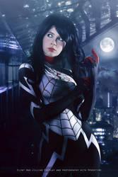 Silk V - The Amazing Spiderman - Marvel Comics by FioreSofen
