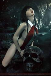 Vampirella - Dynamite Comics by FioreSofen