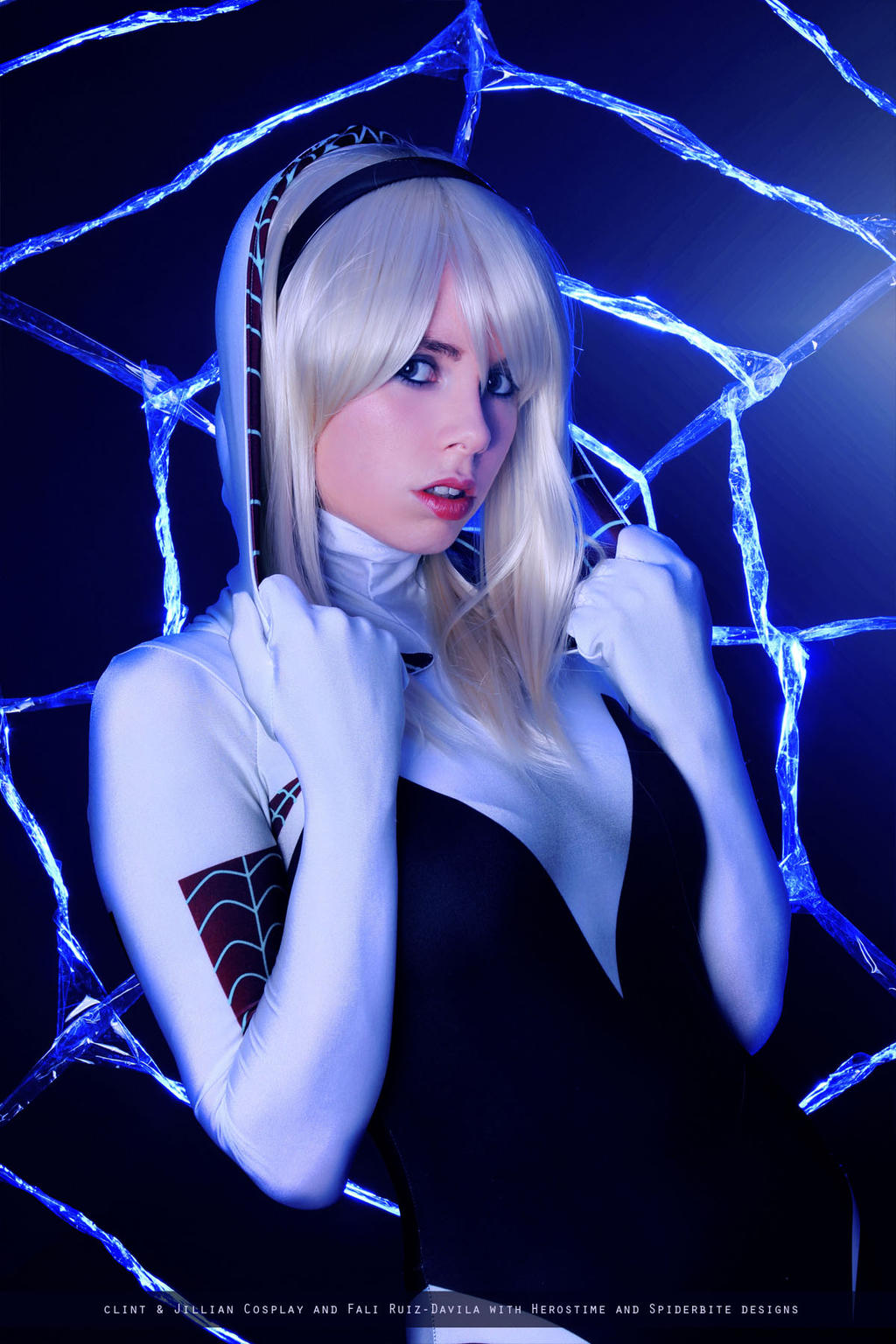 SpiderGwen - Marvel Comics by FioreSofen