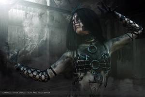 Enchantress II - Suicide Squad Movie - DC Comics by FioreSofen