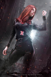 Black Widow - The Avengers - Marvel Comics