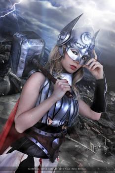 Thor - Jane Foster - Marvel Comics