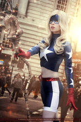 Stargirl - JSA - DC Comics by FioreSofen