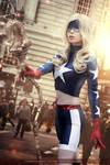Stargirl - JSA - DC Comics