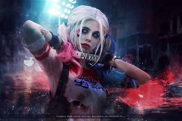 Harley Quinn - Suicide Squad Movie - DC Comics