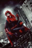 Batwoman - DC Comics by FioreSofen