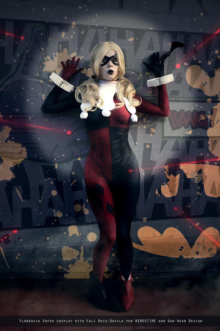 Harley Quinn - DC Comics by FioreSofen