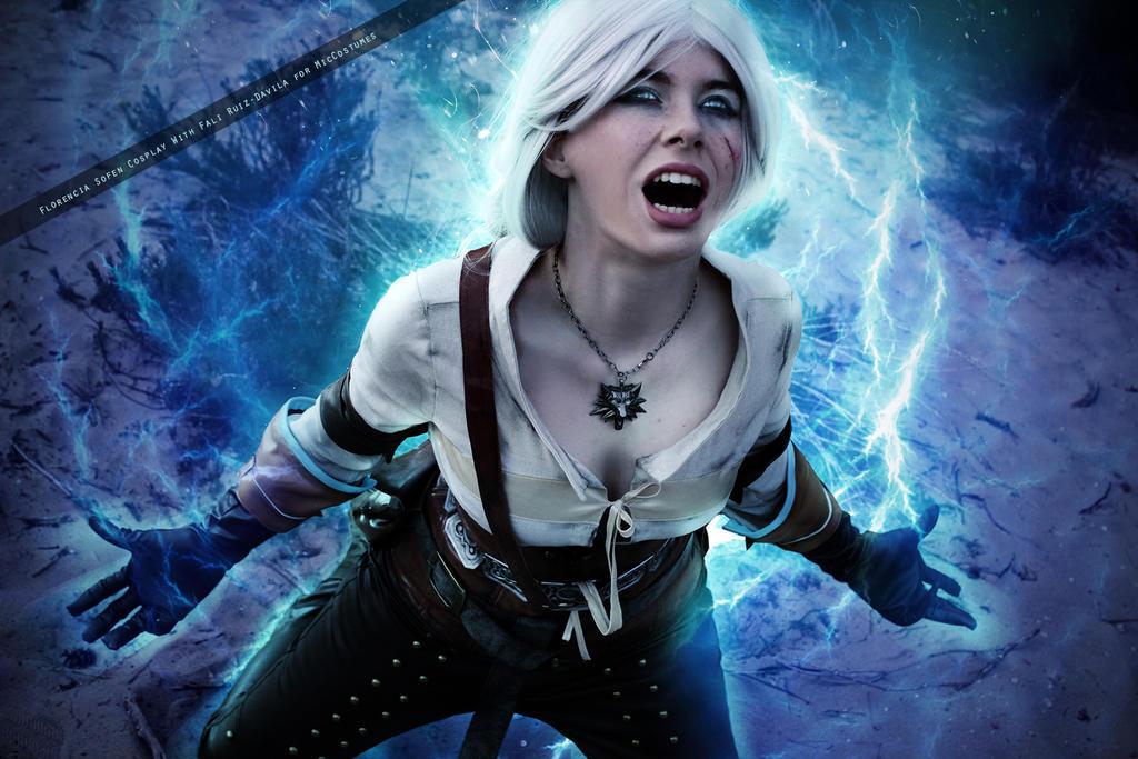 Ciri - The Witcher III by FioreSofen