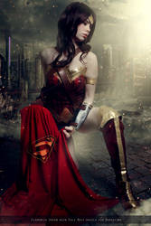 Wonder Woman - Justice League Movie - DC Comics