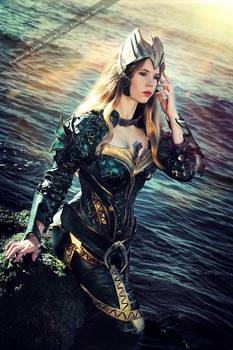 Mera - Justice League Movie - DC Comics
