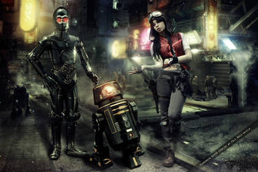 Doctor Aphra - Star Wars by FioreSofen