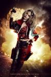 Harley Quinn - Injustice 2 - DC Comics