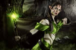 Nissa Revane - Magic The Gathering