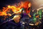 Starfire - DC Comics