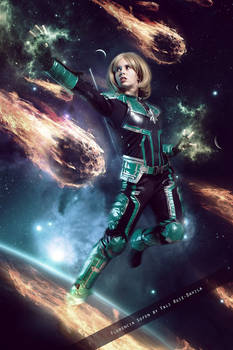 Captain Marvel - Marvel Cinematic Universe
