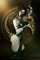 Jade - Mortal Kombat by FioreSofen