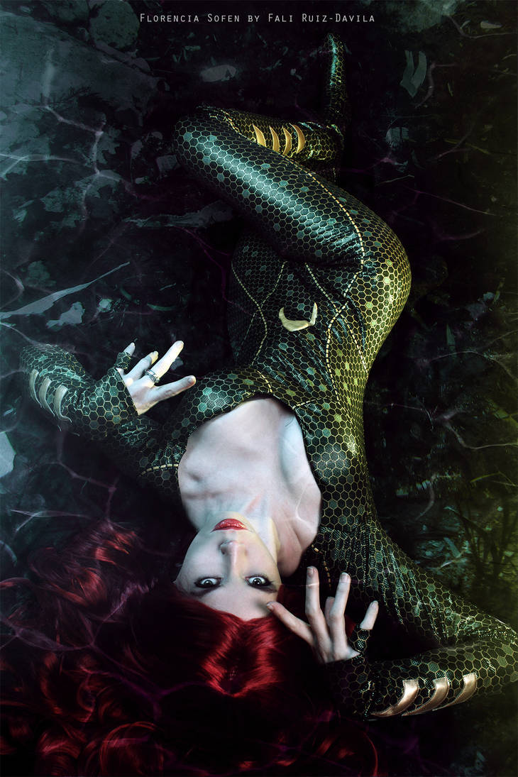 Mera - Aquaman by FioreSofen