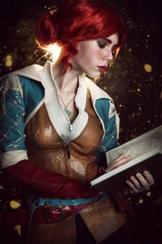 Triss Merigold - The Witcher